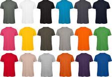 B&C Cotton Short Sleeve T-Shirts for Men