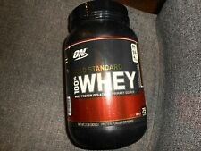 Gold Standard Whey ON 100% Whey Protein 2 lb Optimum Nutrition 2 lb