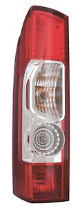RAM PROMASTER VAN 2014-2020 LEFT DRIVER TAILLIGHT TAIL LIGHT REAR LAMP NEW