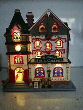 Lemax christmas village buildings 'St Stephen's Bell Chapel'