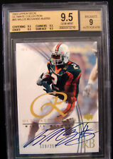 2003 UD ULTIMATE COLLECTION WILLIS MCGAHEE ROOKIE AUTO #/250 BGS 9.5 FREE SHIP