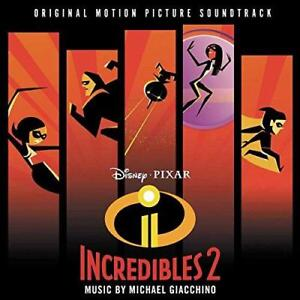 Incredibles 2 - Soundtrack - Michael Giacchino (NEW CD)