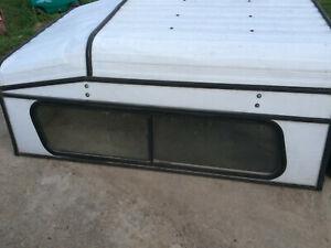 Toyota pickup camper shell / topper