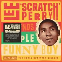 "Lee Scrath Perry - The Early Upsetter Singles 10x7"" 45 U/Min, Box-Set LP NEU OVP"