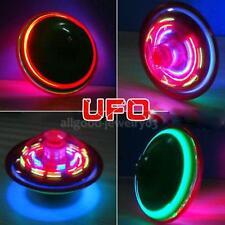 SUPER Magic Spinning Top Gyro Spinner Laser LED Music Flash Light Kids Toy Gift
