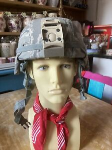 Ach/ Mich Helmet With USAF Cover