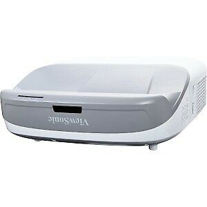 NEW! Viewsonic Ultra Short Throw Dlp Projector Front 240 W 3000 Hour Normal Mode