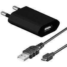 Goobay Ladegeräte 230v 1a Micro USB Black 2-teilig