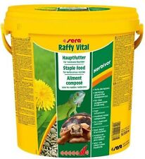 Sera Raffy Vital 10 L Pflanzenfutter Reptilienfutter Landschildkröten Futter