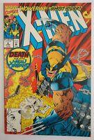 MARVEL | X-MEN | VOL. 1 - NR. 9 (1992) | WOLVERINE VS. GHOST RIDER | Z 1+ VF+