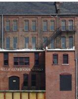TRACKSIDEFLATS #370 O scale SELLE GENERATOR WORKS
