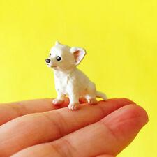 1Pcs Chihuahua dog Figurine Miniature