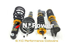 SYC ADJUSTABLE DAMPER COILOVERS SET FOR HOLDEN HSV COMMODORE SEDAN WAGON VE UTE