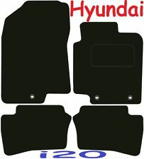 Hyundai i20 Tailored Deluxe Quality Car Mats 2015-2017 Hatchback Coupe