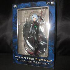 Rei Ayanami Premium Figure Black plugsuit Ver.B anime Evangelion SEGA