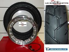 VESPA PK 50 S   KIT CERCHIO TUBELESS + PNEUMATICO 3-00-10 MICHELIN S1