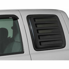 97226 AVS Aeroshade Black Side Window Louvers for 1999-2006 Silverado / Sierra
