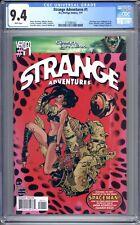 Strange Adventures #1 - CGC Graded 9.4 (NM) 2011 - One Shot - Vertigo
