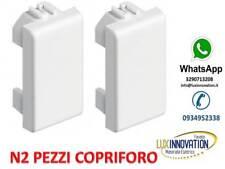 COPRIFORO MATIX AM5000 BTICINO ORIGINALE MATIX AM5000 FALSO POLO N2 PEZZI