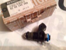 Renault Scenic / Megane / Laguna / Clio 16v  Petrol Injector GENUINE 8200240488