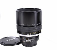 Nikon Nikkor 135 mm 1:2 AiS-Bajonett *TOP-Zustand*