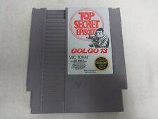 Golgo 13 Original Nintendo NES Cart Only Free Ship