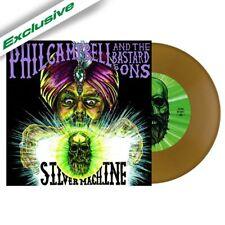 "Phil Campbell and the bastard sons silver machine 7"" gold vinyl lim. motorhead"