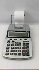 CANON P23-DH V Two Color Printing Calculator