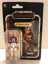 New listing + Star Wars Mandalorian Vintage Collection Incinerator Trooper In Hand *Read*