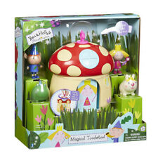 Ben and & Holly Little Kingdom MAGICAL TOADSTOOL
