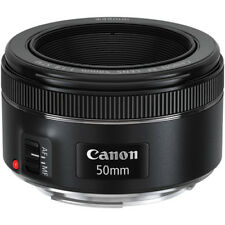 Canon EF 50mm f/1.8 STM Lens for Canon EF Cameras 0570C002