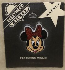 Disney Hollywood Mickey Magnet Featuring Minnie Mouse MOC