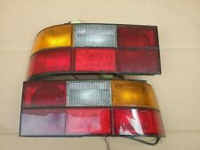 Porsche 944 944S 944 Turbo 944S2 Tail Light Assembly Driver & Passenger Set #5