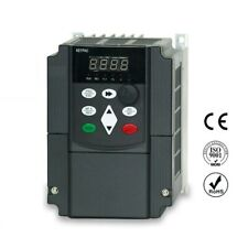 240V Single Phase to 415V 3 phase VFD 5.5 kW (7.5 HP) High quality with warranty