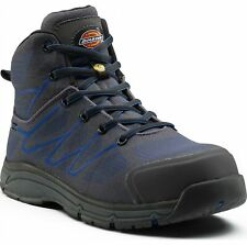 Dickies Liberty Safety Boots - Mens Lightweight Work Boot Sizes 5.5-14 FC9530