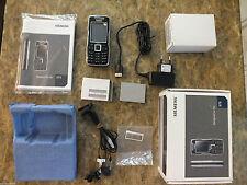 Siemens móvil s75 s 75 negro Black nuevo embalaje original teléfono del automóvil mercedes Audi VW BMW