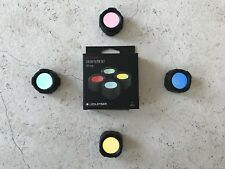 Sensor LED Filtro de color color Juego para MT14 Linterna 501039