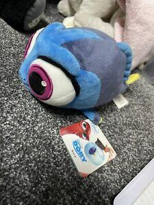 Disney Store Baby Dory Finding Dory Mini Bean Bag Soft Toy Plush BNWT