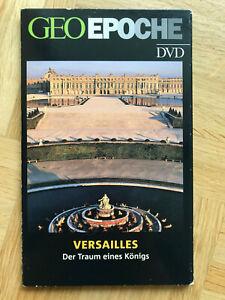 GEO Epoche - Versailles - Der Traum eines Königs DVD