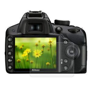 Tempered Glass Screen Protector Guard Film For Nikon D3200 D3300 Camera Puluz