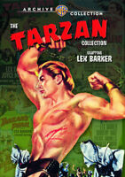 The Tarzan Collection: Lex Barker (5 Disc) DVD NEW