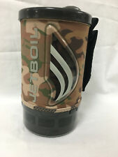 JETBOIL FLASH CAMO COOKING SYSTEM HIKING STOVE