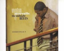 CD WYNTON MARSALIS	the midnight blues	EX (B1481)