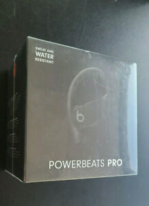 Brand New Beats Dr. Dre Powerbeats Pro In-Ear Wireless Headphones Black