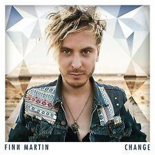 CD*FINN MARTIN**CHANGE***NAGELNEU & OVP!!!