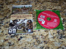 Heritage Of Kings The Settlers (PC) Game Windows With Manual