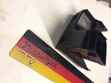 VW GOLF GTI MK2 JETTA.GENUINE DASH HEATER MATRIX AIR VENT DUCT GUIDE CL DRIVER