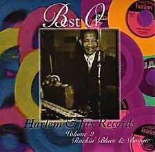 V.A. - BEST OF HARLEM & JAX RECORDS Vol. 2 CD