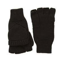 Adults Shooter Mitts Black One Size