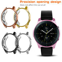 Bumper TPU Silicone Protector Case Cover For Samsung Galaxy Watch 42mm 46mm